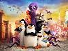 Free Cartoons Wallpaper : Penguins of Madagascar