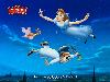 Free Cartoons Wallpaper : Peter Pan
