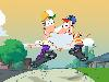 Free Cartoons Wallpaper : Phineas and Ferb