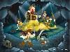 Free Cartoons Wallpaper : Mickey - Pirates of Castaway Cay