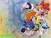 Free Cartoons Wallpaper : Powerpuff Girls Z