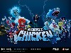Free Cartoons Wallpaper : Robot Chicken