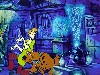 Free Cartoons Wallpaper : Scooby and Shaggy
