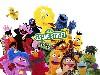 Free Cartoons Wallpaper : Sesame Street