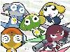 Free Cartoons Wallpaper : Sgt Frog (Keroro Gunso)