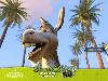 Free Cartoons Wallpaper : Shrek 2 - Donkey