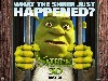 Free Cartoons Wallpaper : Shrek 4