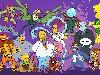 Free Cartoons Wallpaper : Simpsons - Spider-Man