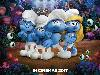 Free Cartoons Wallpaper : Smurfs - The Lost Village