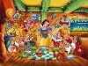 Free Cartoons Wallpaper : Snow White