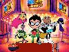 Free Cartoons Wallpaper : Teen Titans Go! To the Movies