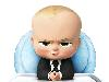 Free Cartoons Wallpaper : The Baby Boss