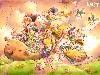 Free Cartoons Wallpaper : The Christmas Miracle