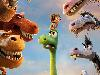 Free Cartoons Wallpaper : The Good Dinosaur