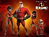 Free Cartoons Wallpaper : The Incredibles