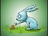 Free Cartoons Wallpaper : The Lepus and the Snail