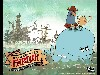 Free Cartoons Wallpaper : The Marvelous Misadventures of Flapjack