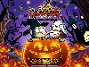 Free Cartoons Wallpaper : The Primitives - Halloween