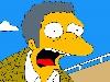 Free Cartoons Wallpaper : The Simpsons - Moe