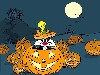 Free Cartoons Wallpaper : Tweety - Halloween