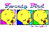 Free Cartoons Wallpaper : Tweety
