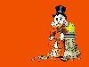 Free Cartoons Wallpaper : Uncle Scrooge