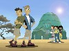 Free Cartoons Wallpaper : Wild Kratts