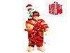 Free Cartoons Wallpaper : Wreck-It Ralph - Christmas