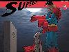 Free Comics Wallpaper : All-Star Superman - Krypto