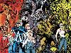 Free Comics Wallpaper : Animal Man and Swamp Thing