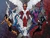 Free Comics Wallpaper : Archangel - Evolution