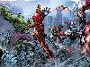 Free Comics Wallpaper : Avengers Assemble