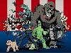 Free Comics Wallpaper : Axe Cop