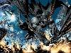 Free Comics Wallpaper : Batman (by Jim Lee)