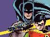 Free Comics Wallpaper : Batman and Robin (by Neal Adams)