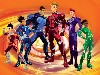 Free Comics Wallpaper : Battle Force 5