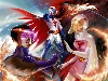 Free Comics Wallpaper : Battle of the Planets (by Dwinbotp)
