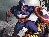 Free Comics Wallpaper : Captain America