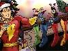 Free Comics Wallpaper : Captain Marvel - Christmas
