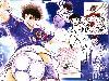 Free Comics Wallpaper : Captain Tsubasa