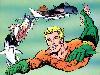 Free Comics Wallpaper : Classic Aquaman