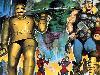 Free Comics Wallpaper : Classic Avengers (by Earl Norem)