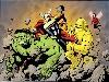 Free Comics Wallpaper : Classic Avengers