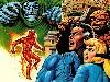 Free Comics Wallpaper : Classic Fantastic Four