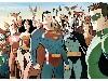 Free Comics Wallpaper : DC Heroes