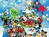 Free Comics Wallpaper : DC Universe - Christmas