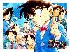 Free Comics Wallpaper : Detective Conan - Case Closed