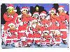 Free Comics Wallpaper : Dragon Ball - Christmas