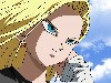 Free Comics Wallpaper : Dragon Ball Z - Android 18