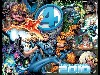 Free Comics Wallpaper : Fantastic Four